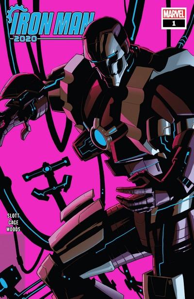 Iron Man 2020 (Story Arc) (2020)