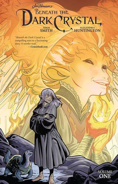 Jim Henson's Beneath the Dark Crystal Vol. 1 – 3 (2019-2020)