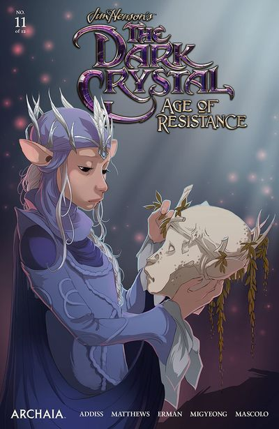 Jim Henson's The Dark Crystal – Age of Resistance #11 (2020)