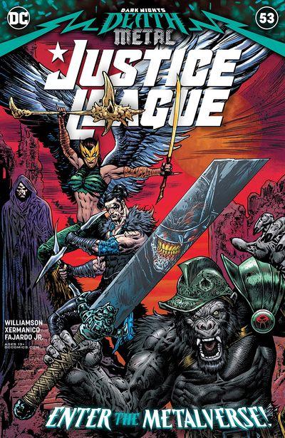 Justice League #53 (2020)