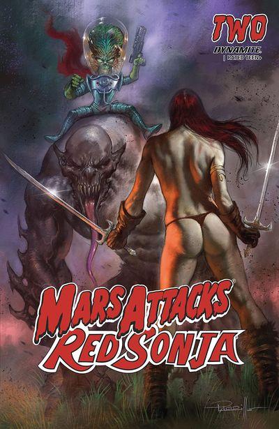 Mars Attacks – Red Sonja #2 (2020)