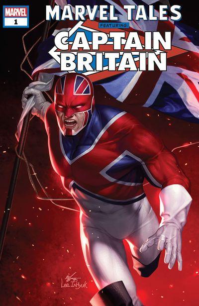 Marvel Tales – Captain Britain #1 (2020)