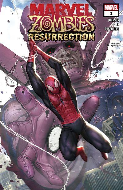 Marvel Zombies – Resurrection #1 (2020)