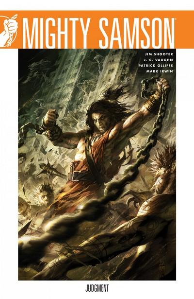 Mighty Samson – Judgment (2012)
