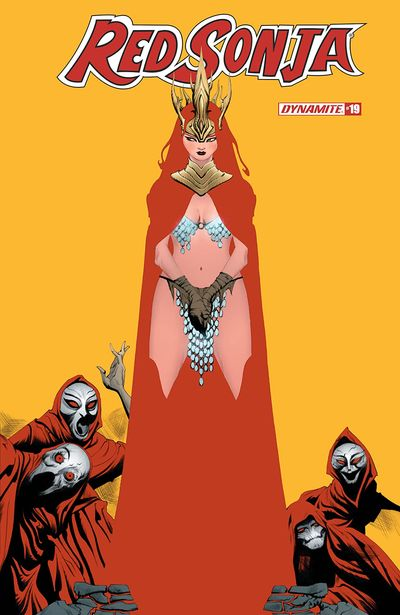Red Sonja #19 (2020)