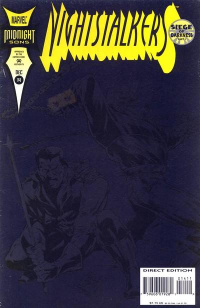 Siege of Darkness (Story Arc) (1993-1994)