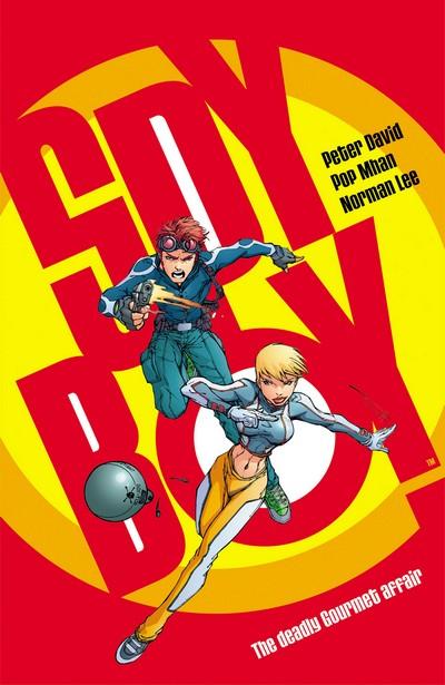 SpyBoy Vol. 1 – 7 (2001-2002)