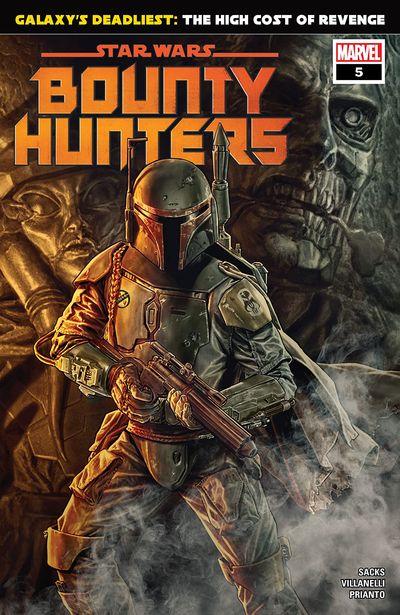 Star Wars – Bounty Hunters #5 (2020)