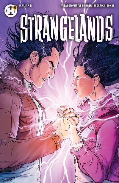 Strangelands #8 (2020)