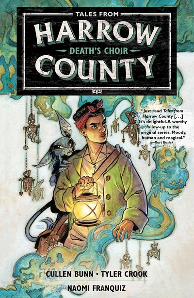 Tales from Harrow County Vol. 1 – Death's Choir (TPB) (2020)