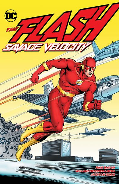 The Flash – Savage Velocity (TPB) (2020)