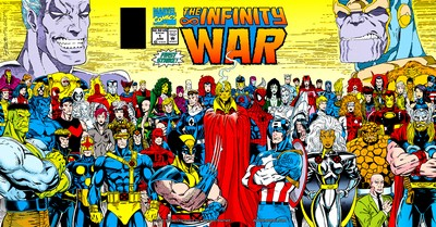 The Infinity War #1 – 6 (1992)