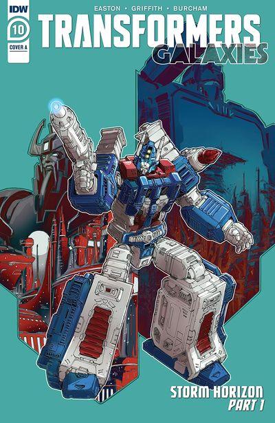Transformers Galaxies #10 (2020)