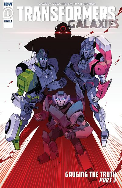 Transformers Galaxies #9 (2020)
