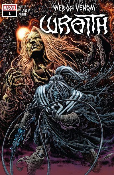 Web Of Venom – Wraith #1 (2020)