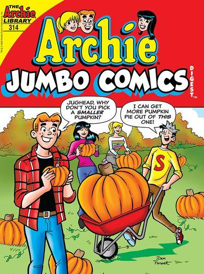 Archie Comics Double Digest #314 (2020)