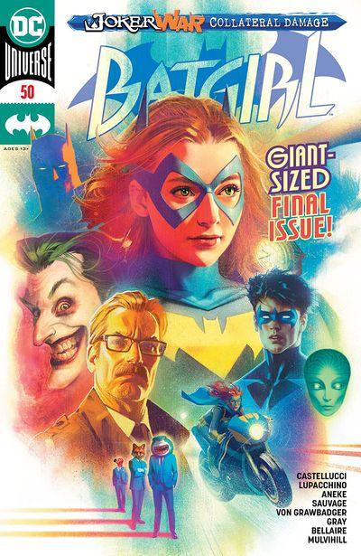 Batgirl #50 (2020)