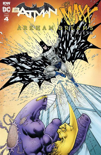 Batman – The Maxx #4 – Arkham Dreams (2020)