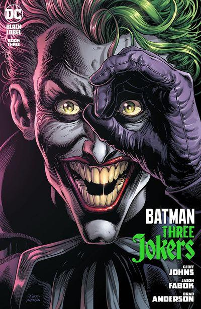 Batman – Three Jokers #3 (2020)