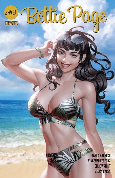 Bettie Page #3 (2020)