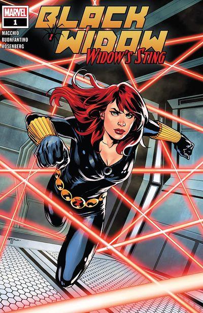 Black Widow – Widow's Sting #1 (2020)