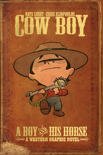Cow Boy Vol. 1 – A Boy and His Horse (TPB) (2015)