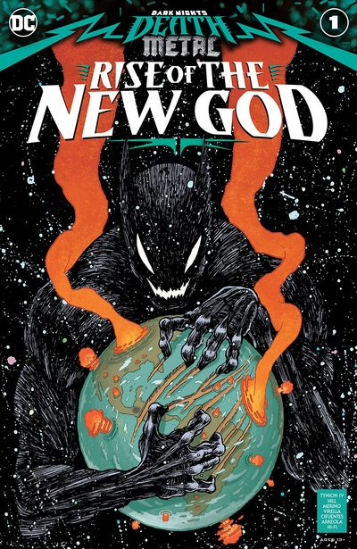 Dark Nights – Death Metal Rise of the New God #1 (2020)