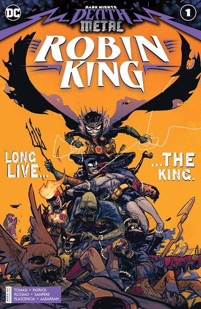 Dark Nights – Death Metal Robin King #1 (2020)