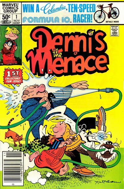 Dennis the Menace #1 – 13 (1981-1982)