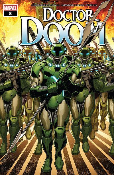 Doctor Doom #8 (2020)