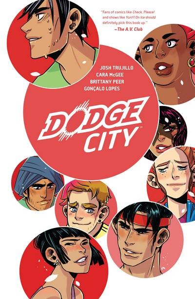 Dodge City (TPB) (2018)