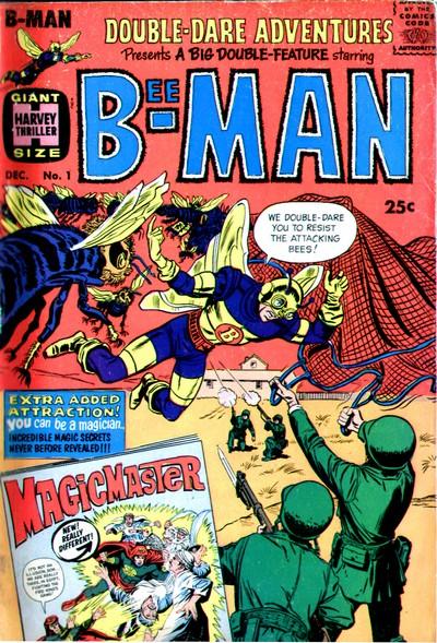 Double-Dare Adventures #1 – 2 (1966-1967)