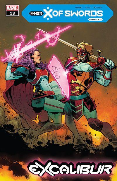 Excalibur #13 (2020)