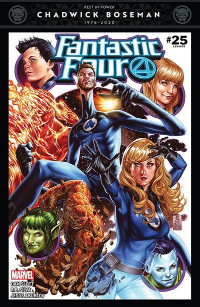Fantastic Four #25 (2020)