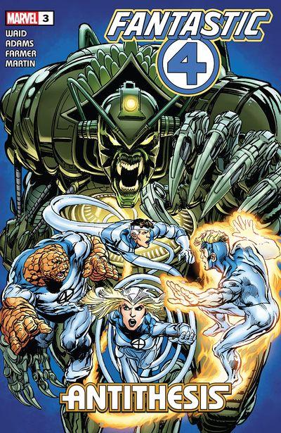 Fantastic Four – Antithesis #3 (2020)