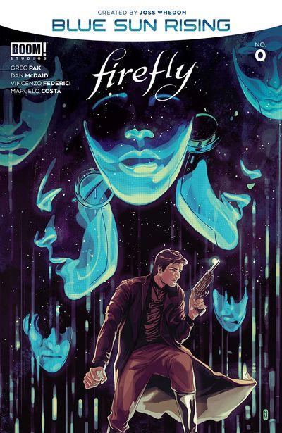 Firefly – Blue Sun Rising #0 (2020)