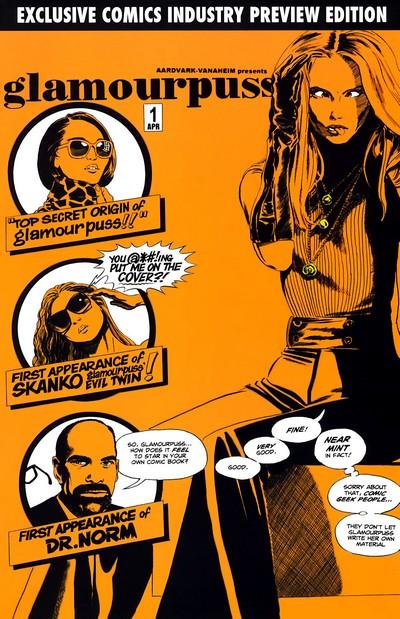 Glamourpuss #1 – 26 (2008-2012)
