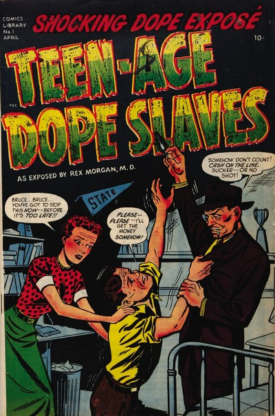 Harvey Comics Library #1 – 2 (1952)