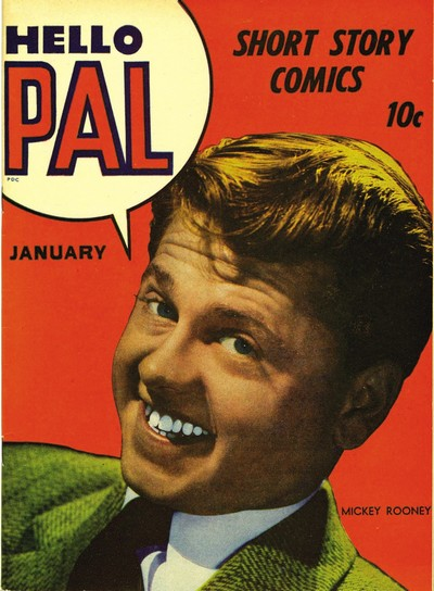 Hello Pal Comics #1 – 3 (1943)