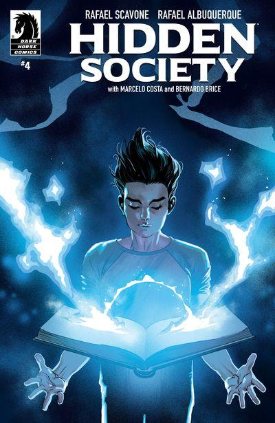 Hidden Society #4 (2020)