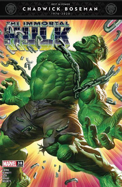 Immortal Hulk #38 (2020)