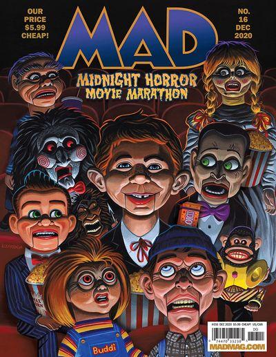 MAD Magazine #16 (2020)
