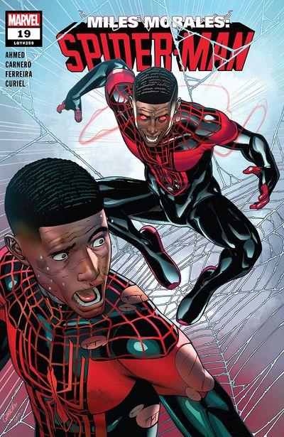 Miles Morales – Spider-Man #19 (2020)