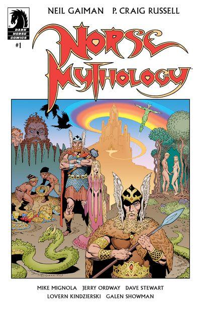 Norse Mythology #1 (2020)