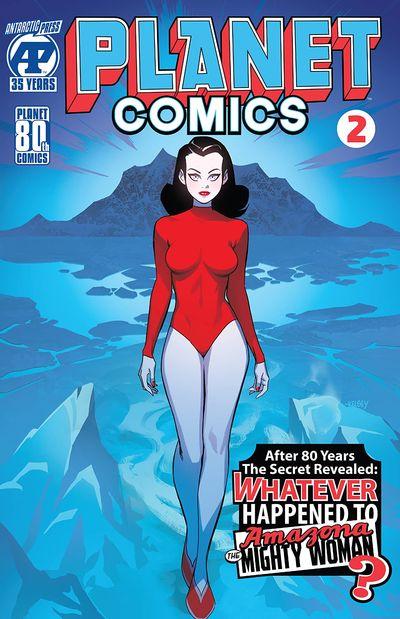 Planet Comics #2 (2020)
