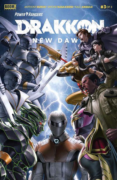 Power Rangers – Drakkon New Dawn #3 (2020)