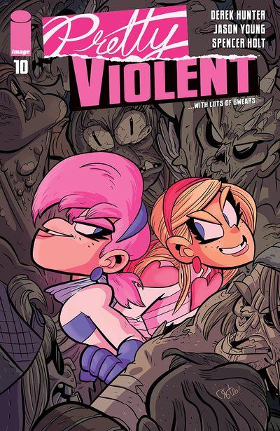 Pretty Violent #10 (2020)