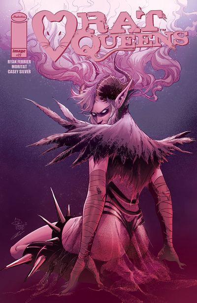 Rat Queens Vol. 2 #22 (2020)