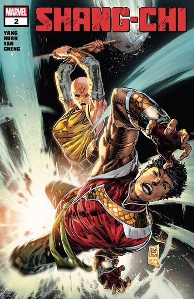 Shang-Chi #2 (2020)