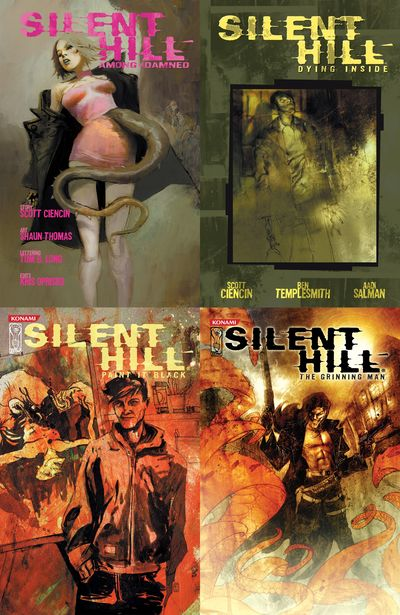 Silent Hill (Comics Collection) (2004-2015)